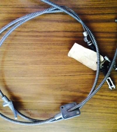 MG J Type Emergency Brake Cable