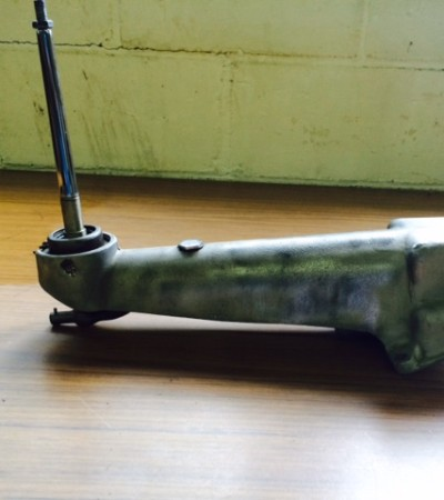 MG Late TD Remote Cover Assembly