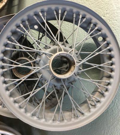 MG TF 48 Spoke Wheel