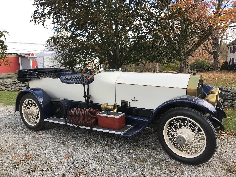 1917 Simplex LaFrance