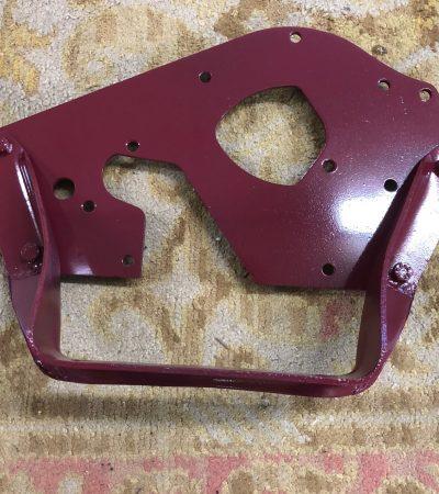 MG TD Bearer Plate with Engine mount bracket